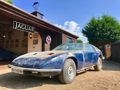1971 MASERATI INDY 4.2 BARN-FIND SOLD (picture 2 of 6)