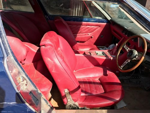 1971 MASERATI INDY 4.2 BARN-FIND SOLD (picture 5 of 6)