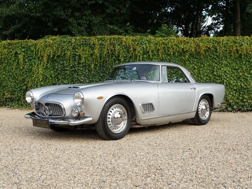 1961 Maserati 3500 GT fully restored condition! For Sale (picture 1 of 6)