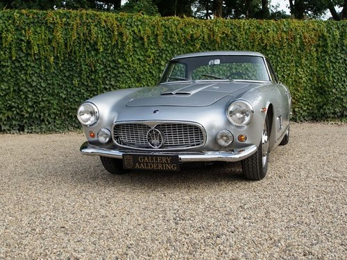 1961 Maserati 3500 GT fully restored condition! For Sale (picture 5 of 6)