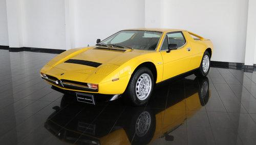 Maserati Merak SS (1978) SOLD (picture 3 of 6)