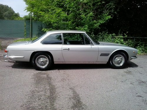 1970 Very beautiful and very original Maserati Mexico, German MOT For Sale (picture 3 of 6)