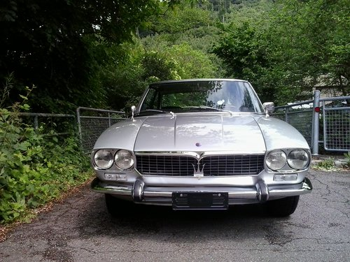 1970 Very beautiful and very original Maserati Mexico, German MOT For Sale (picture 4 of 6)