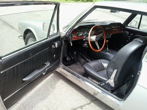 1970 Very beautiful and very original Maserati Mexico, German MOT For Sale (picture 5 of 6)