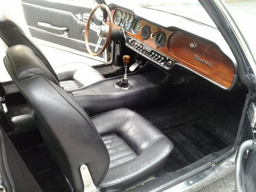 1970 Very beautiful and very original Maserati Mexico, German MOT For Sale (picture 6 of 6)
