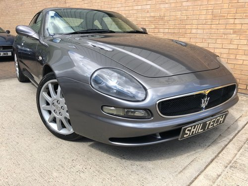 2000 Maserati 3200GT Manual! Only 59,678 Miles! Amazing History For Sale (picture 1 of 6)