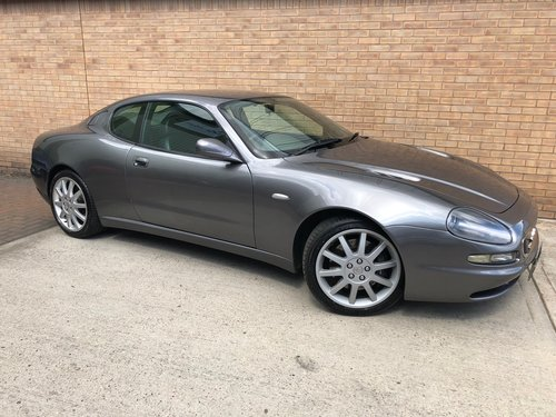 2000 Maserati 3200GT Manual! Only 59,678 Miles! Amazing History For Sale (picture 4 of 6)