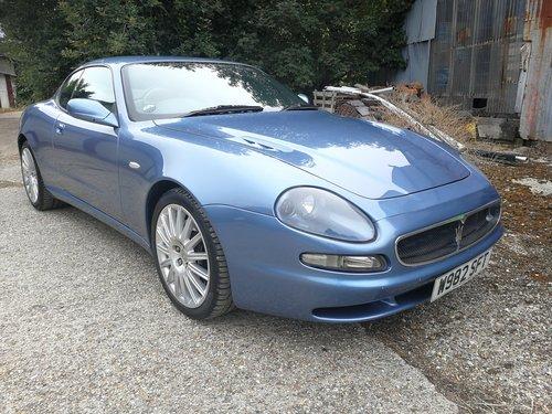 2000 Maserati 3200 GT Auto For Sale   Car And Classic