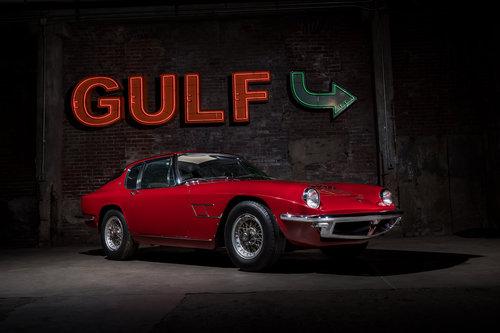 1967 Maserati Mistral 4000 For Sale (picture 1 of 4)
