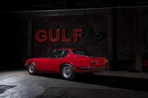1967 Maserati Mistral 4000 For Sale (picture 2 of 4)