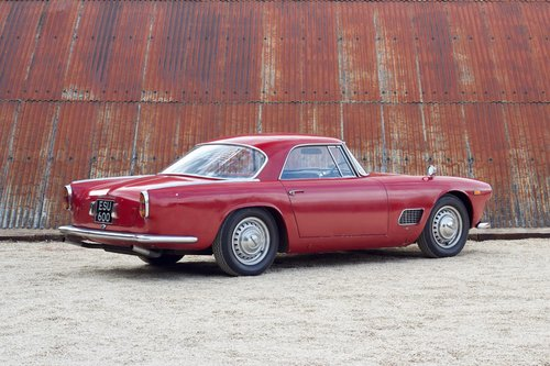 1960 MASERATI 3500 GT - RIGHT HAND DRIVE SOLD (picture 2 of 6)