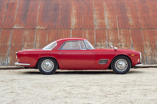 1960 MASERATI 3500 GT - RIGHT HAND DRIVE SOLD (picture 3 of 6)