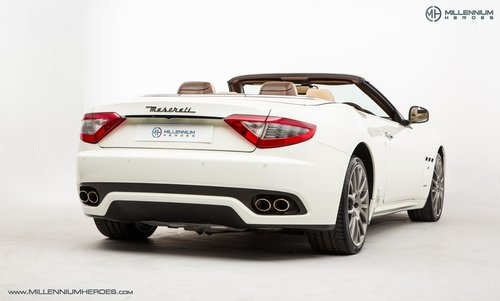 2010 MASERATI GRANCABRIO // ONLY 2K MILES // JUST BEEN SERVICED  For Sale (picture 3 of 6)