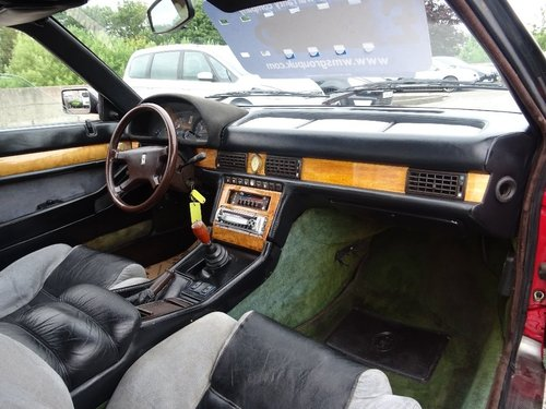 1989 Maserati Biturbo 2.5 2dr ES BI-TURBO MANUAL LHD For Sale (picture 5 of 6)