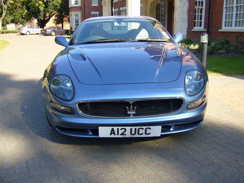 1999 maserati 3200 gt For Sale (picture 6 of 6)