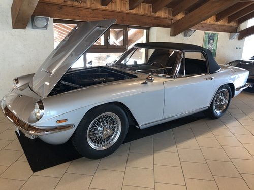 1965 Maserati Mistral 3.7 CONVERTIBLE For Sale (picture 3 of 6)