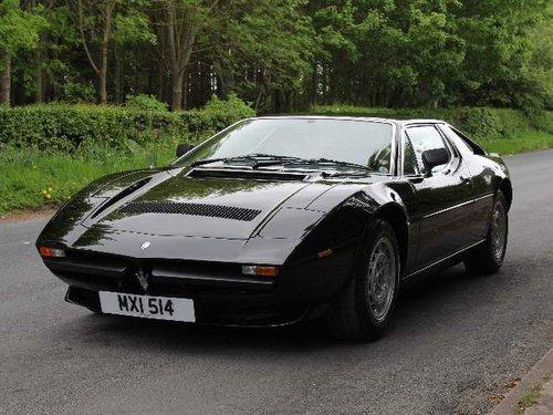 1982 Maserati Merak SS - Very original, recent engine rebuild SOLD (picture 2 of 6)