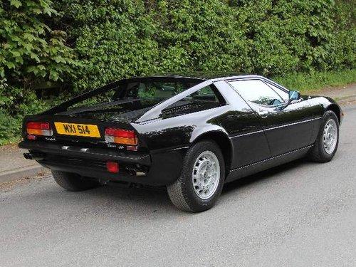 1982 Maserati Merak SS - Very original, recent engine rebuild SOLD (picture 3 of 6)