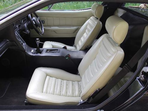 1982 Maserati Merak SS - Very original, recent engine rebuild SOLD (picture 5 of 6)