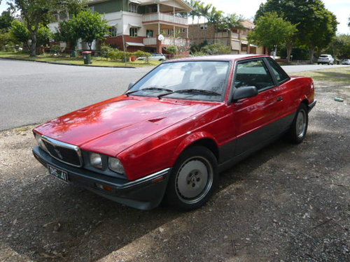 1988 Maserati Karif For Sale (picture 2 of 6)