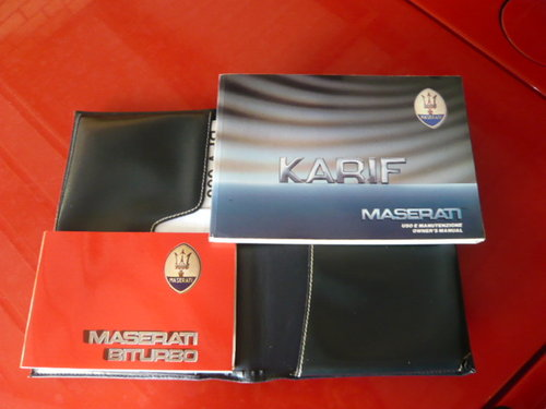 1988 Maserati Karif For Sale (picture 3 of 6)