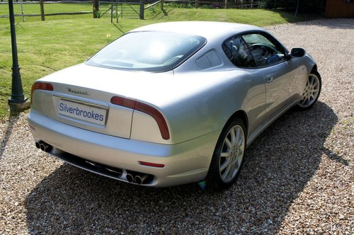 1999 Maserati 3200 Manual For Sale (picture 2 of 6)