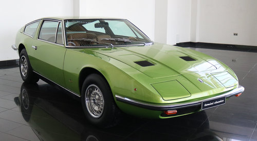 Maserati Indy 4.7 (1971) For Sale (picture 1 of 6)