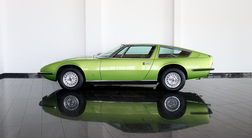Maserati Indy 4.7 (1971) For Sale (picture 3 of 6)