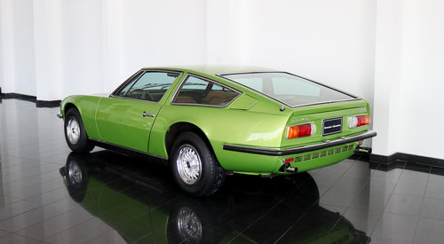 Maserati Indy 4.7 (1971) For Sale (picture 4 of 6)