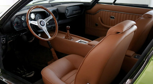 Maserati Indy 4.7 (1971) For Sale (picture 6 of 6)
