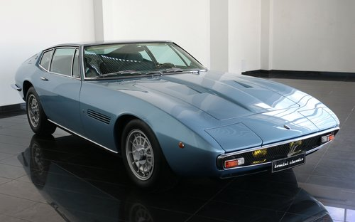 Maserati Ghibli SS (1971) For Sale (picture 1 of 6)