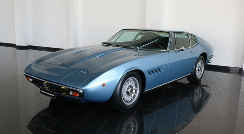 Maserati Ghibli SS (1971) For Sale (picture 2 of 6)
