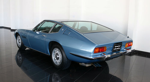 Maserati Ghibli SS (1971) For Sale (picture 3 of 6)