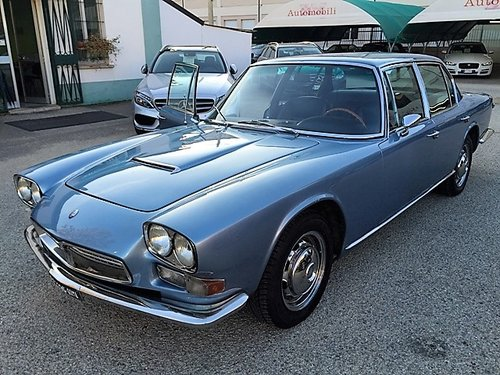 1968 MASERATI QUATTROPORTE AM 107 4.2 MATCHING NUMBER AND COLOUR For Sale (picture 1 of 6)
