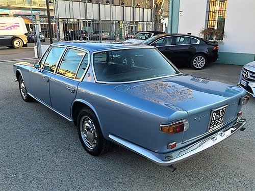 1968 MASERATI QUATTROPORTE AM 107 4.2 MATCHING NUMBER AND COLOUR For Sale (picture 3 of 6)