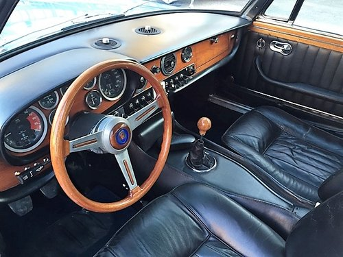 1968 MASERATI QUATTROPORTE AM 107 4.2 MATCHING NUMBER AND COLOUR For Sale (picture 4 of 6)
