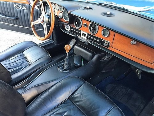 1968 MASERATI QUATTROPORTE AM 107 4.2 MATCHING NUMBER AND COLOUR For Sale (picture 5 of 6)
