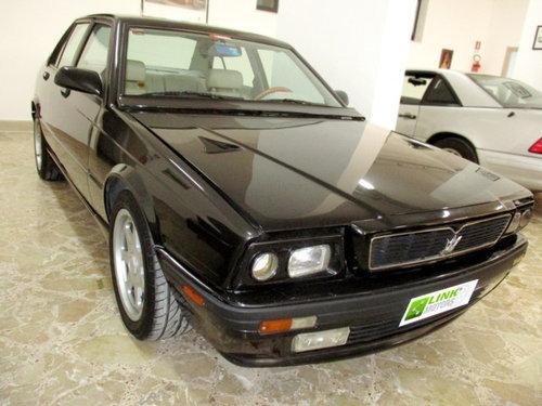 MASERATI 4.24V (1993) - PERFECT For Sale (picture 1 of 6)