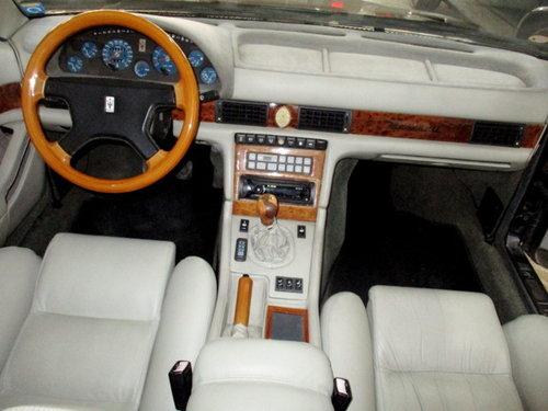 MASERATI 4.24V (1993) - PERFECT For Sale (picture 6 of 6)