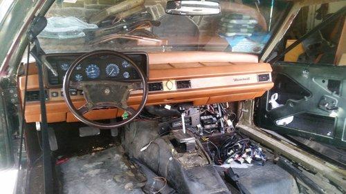 1980 Maserati Quattroporte series 3 AM330-49A SOLD (picture 4 of 6)