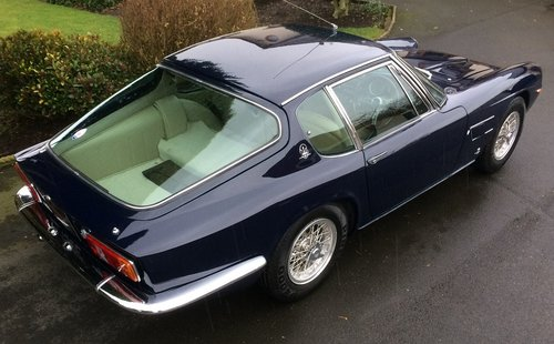 1967 MASERATI MISTRAL - SORRY SALE AGREED For Sale (picture 2 of 6)