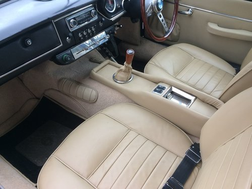 1967 MASERATI MISTRAL - SORRY SALE AGREED For Sale (picture 4 of 6)