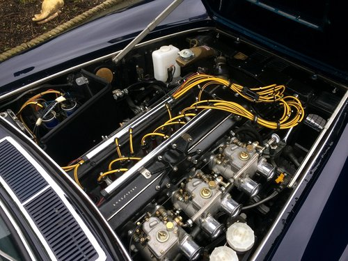 1967 MASERATI MISTRAL - SORRY SALE AGREED For Sale (picture 5 of 6)