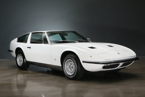 1971 Maserati Indy 4200 Coupé For Sale (picture 1 of 6)