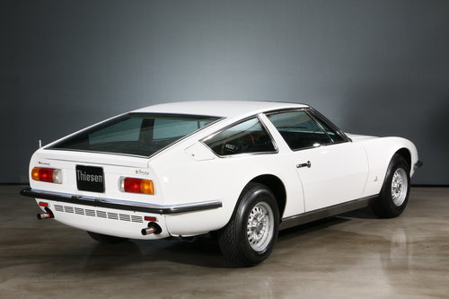 1971 Maserati Indy 4200 Coupé For Sale (picture 2 of 6)