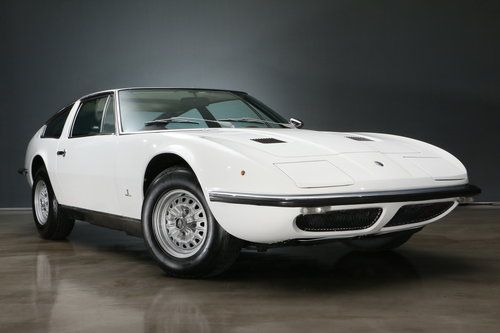 1971 Maserati Indy 4200 Coupé For Sale (picture 3 of 6)