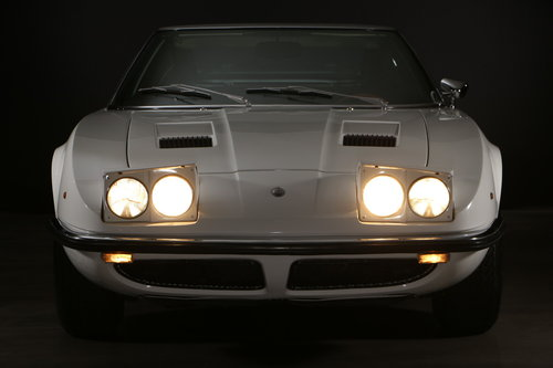 1971 Maserati Indy 4200 Coupé For Sale (picture 4 of 6)