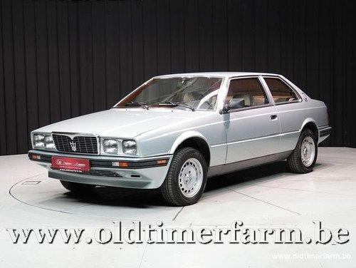 1986 Maserati Biturbo '86 For Sale (picture 1 of 6)