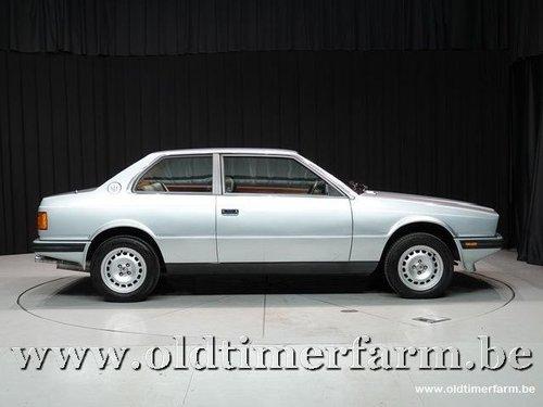 1986 Maserati Biturbo '86 For Sale (picture 3 of 6)