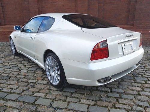 2002 MASERATI COUPE 4200 F1 CAMBIOCORSA LEFT HAND DRIVE LHD For Sale (picture 2 of 6)